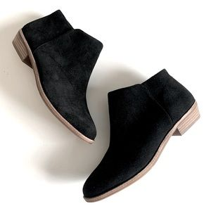 New Gianni Binni Ankle Suede Leather Booties